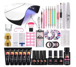 kit polygel complet